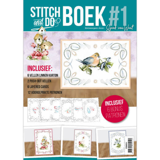 Stitch and do boek 1