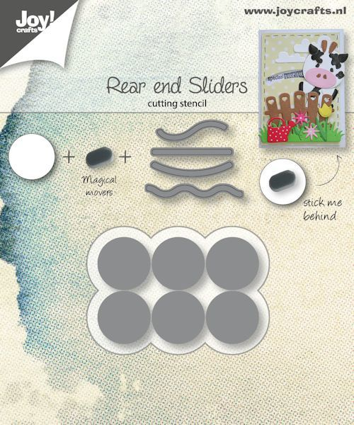 Joy Crafts: Rear end Sliders