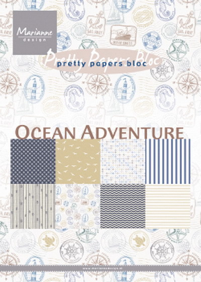 Papers Bloc: Ocean Adventure