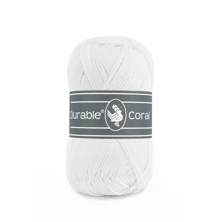 Durable Coral: White