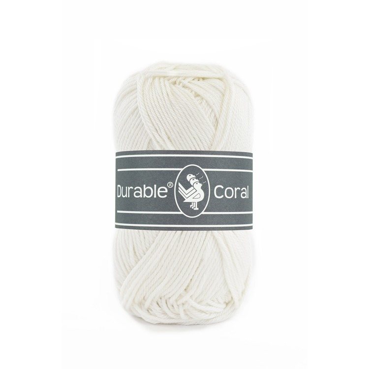 Durable Coral: Ivory