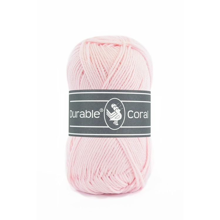 Durable Coral: Light Pink