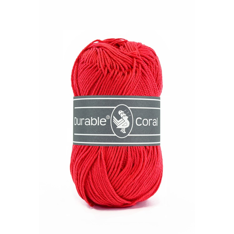 Durable Coral: Red