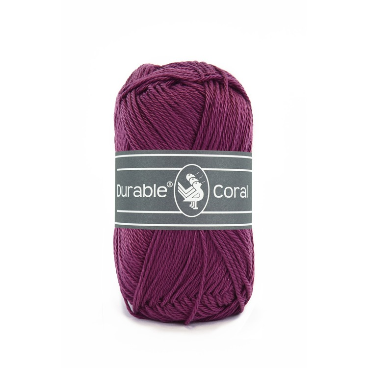 Durable Coral: Plum