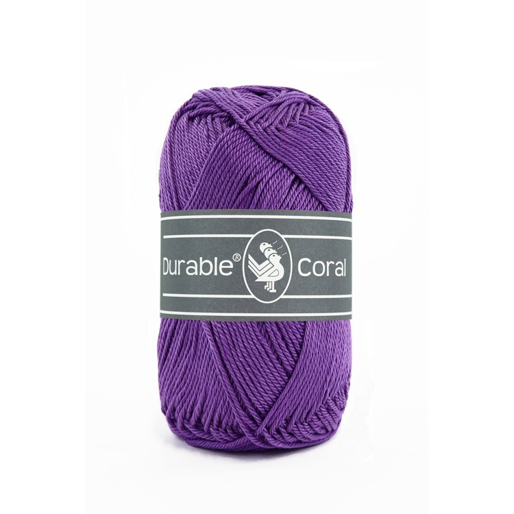 Durable Coral: Purple