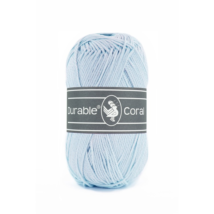 Durable Coral: Light Blue