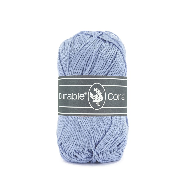 Durable Coral: Blue