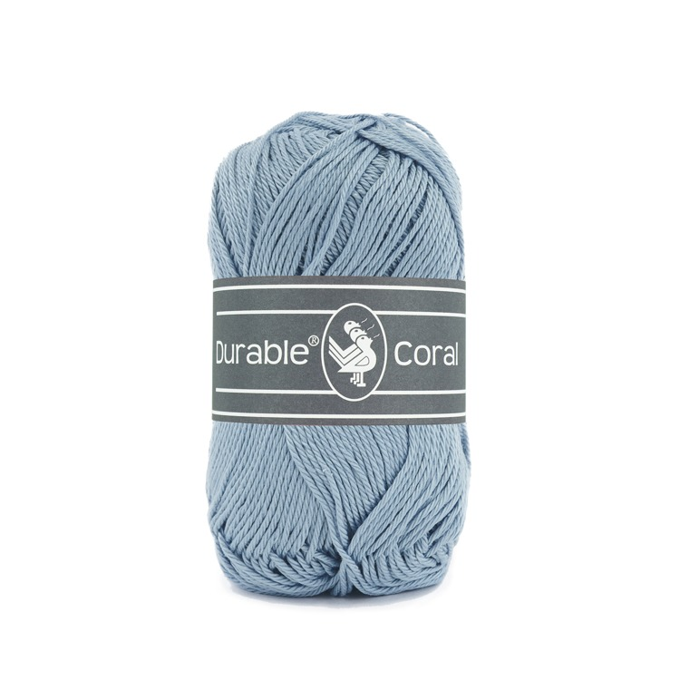 Durable Coral: Blue grey