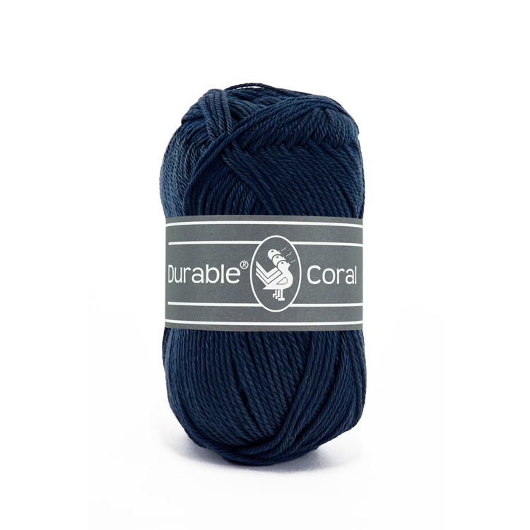 Durable Coral: Navy