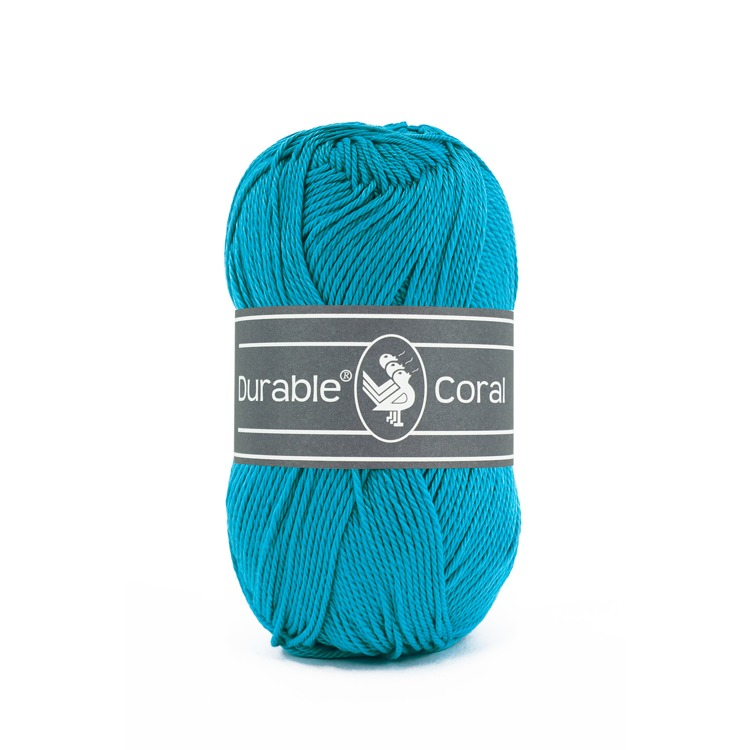 Durable Coral: Turquoise