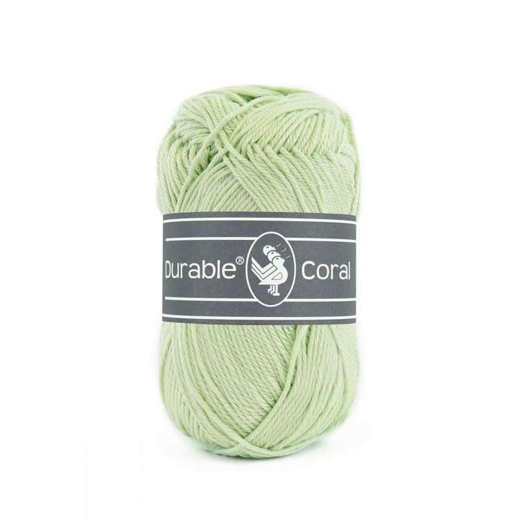 Durable Coral: Light green