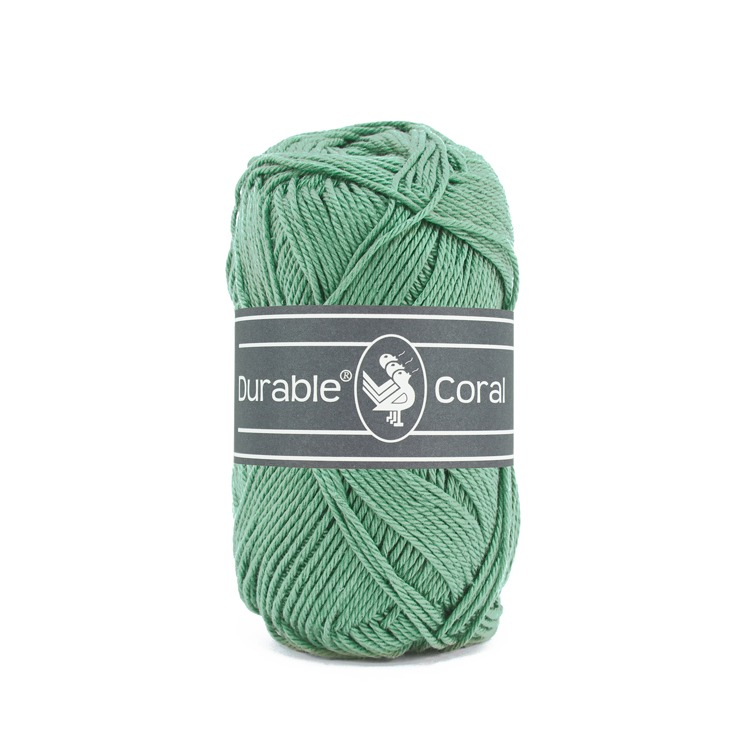 Durable Coral: Dark Mint