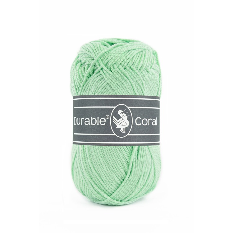Durable Coral: Mint