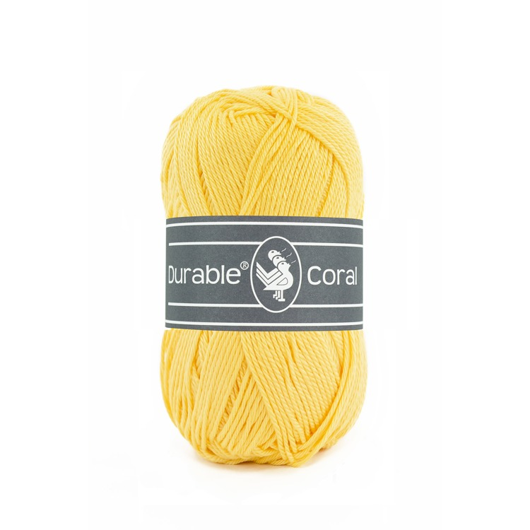 Durable Coral: Light Yellow
