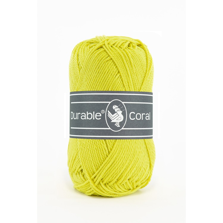 Durable Coral: Light Lime