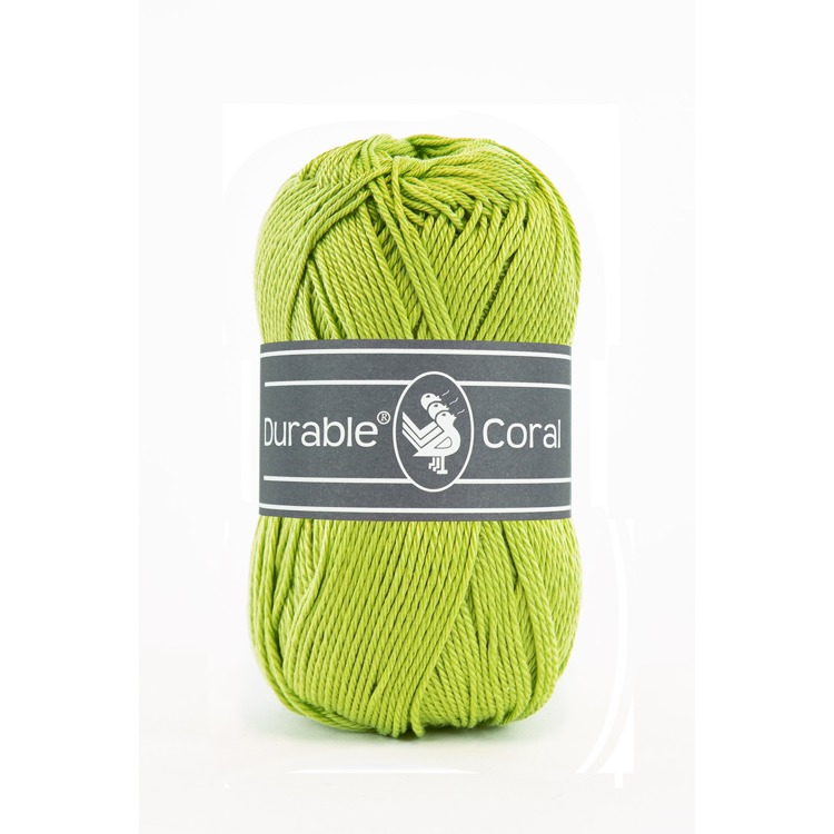 Durable Coral:Yellow Green