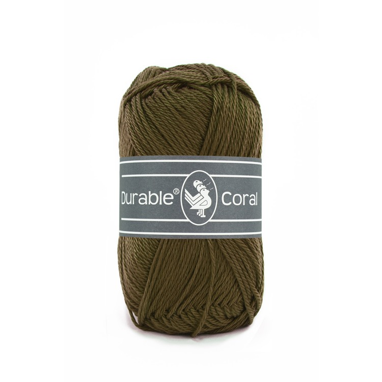Durable Coral: Dark Olive