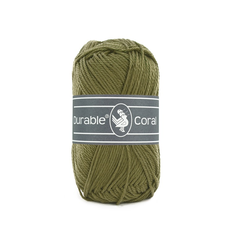 Durable Coral: Khaki