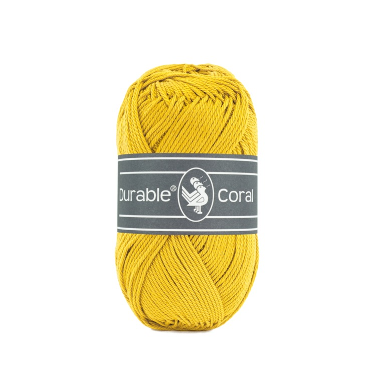 Durable Coral: Lemon Curry