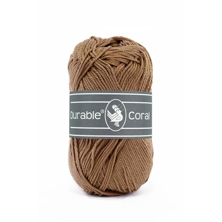Durable Coral: Hazelnut