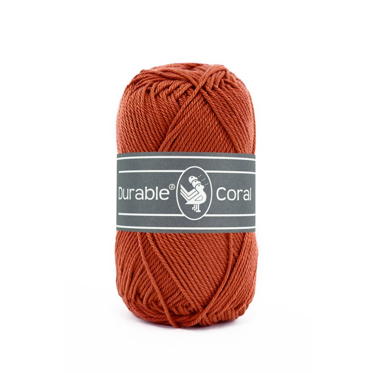 Durable Coral: Brick