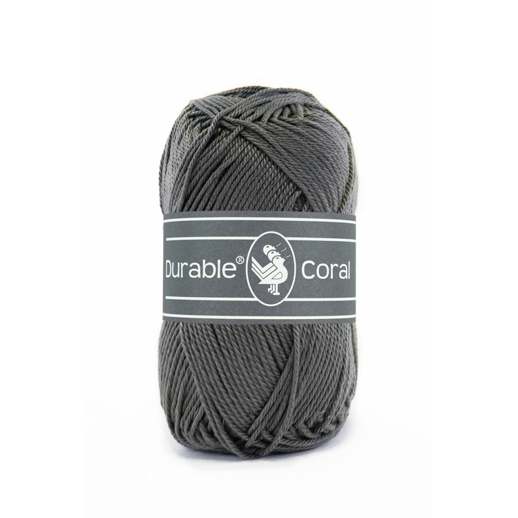 Durable Coral: Charcoal
