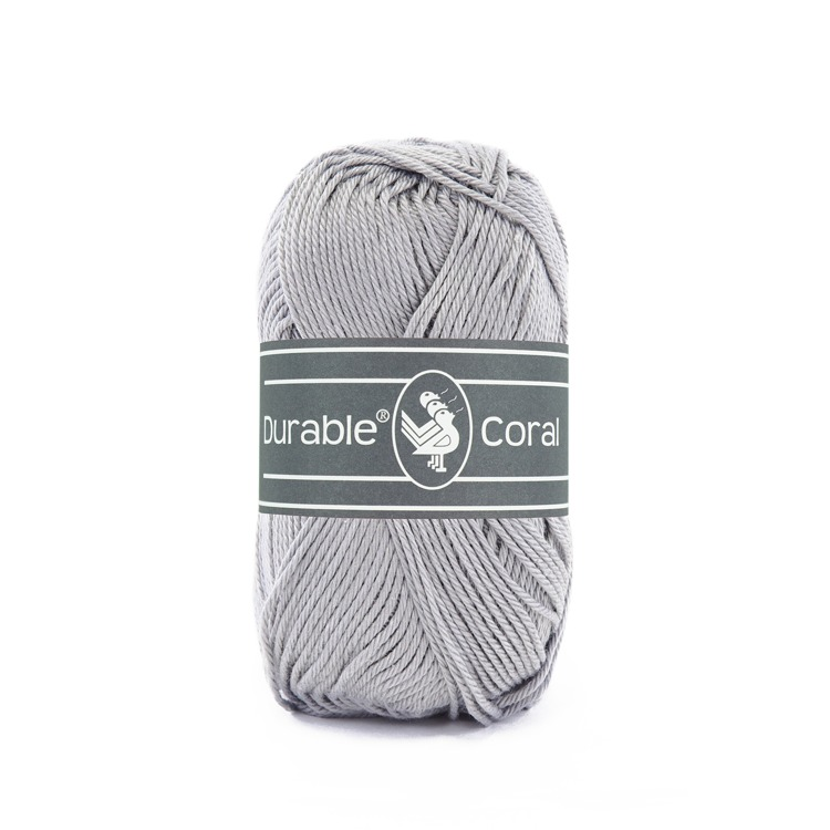 Durable Coral: Light grey