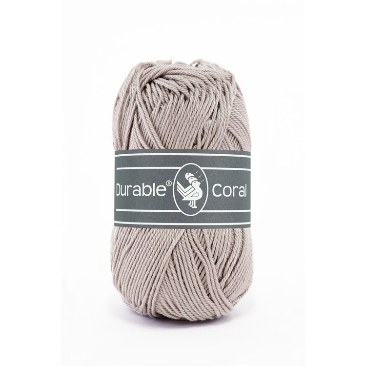 Durable Coral: Taupe