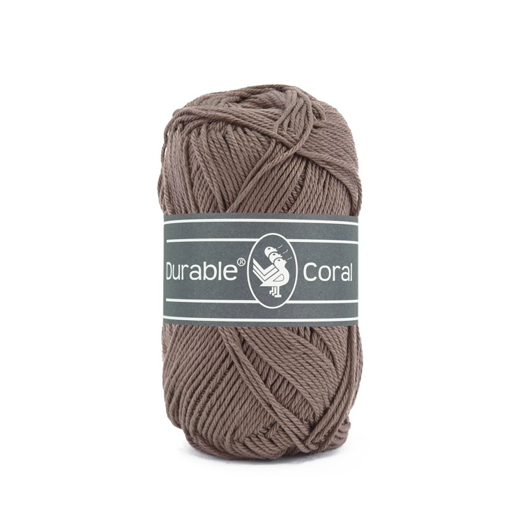Durable Coral: Warm Taupe