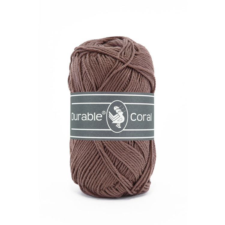 Durable Coral: Chocolate