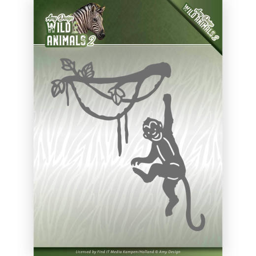 Wild Animals:  Spider Monkey