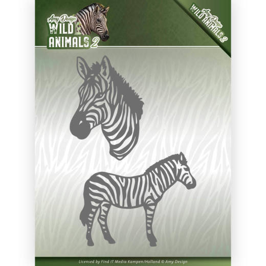Wild Animals: Zebra