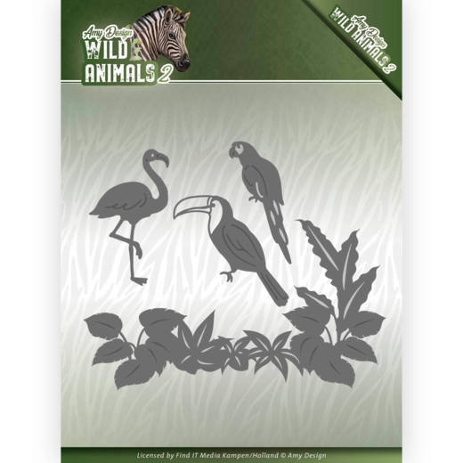 Wild Animals: Tropical Birds