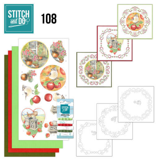 Stitch and do 108: Outdoor Beauty