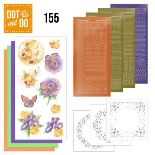 Dot & Do 155: Delightful Flowers