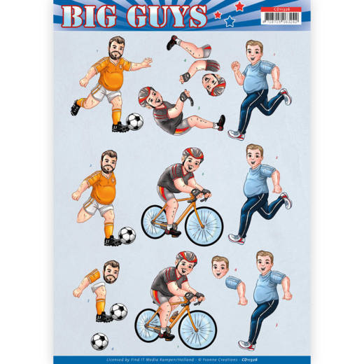 Big Guys: Knipvel Sports
