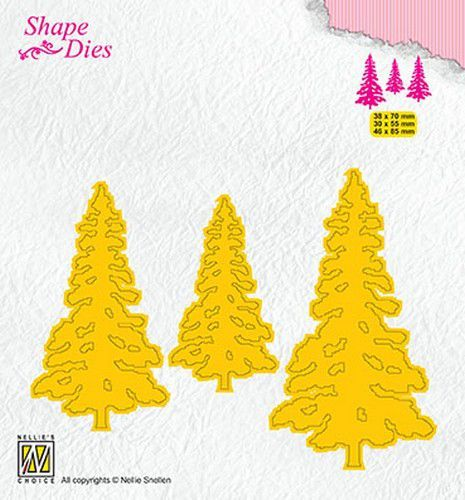 Shape Dies: Pinetreed