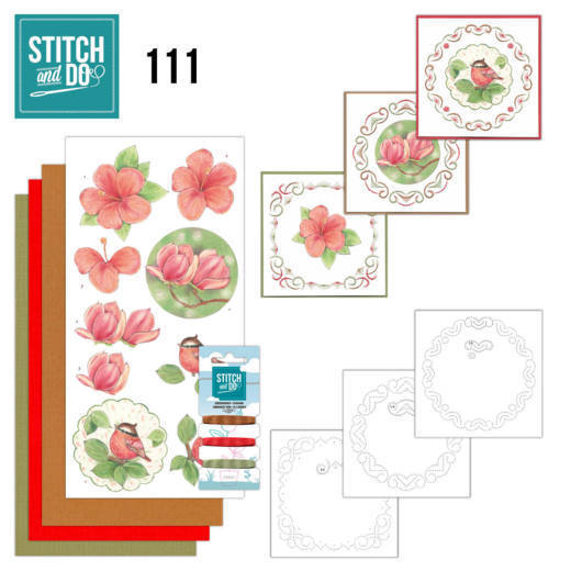 Stitch and do 111: Natures Beauty