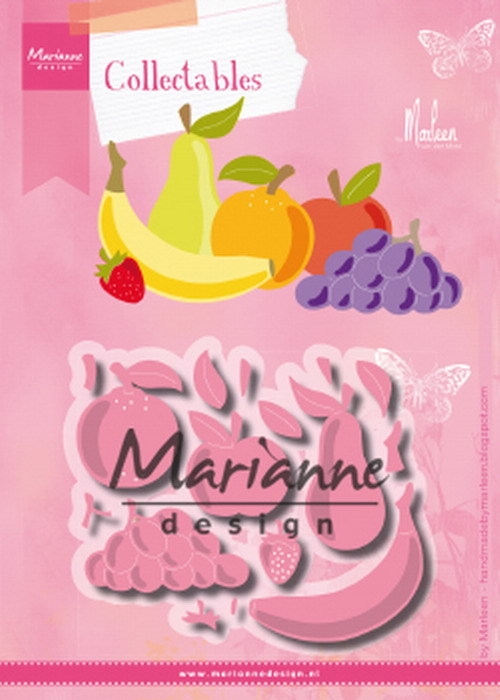 Collectables: Fruit by Marleen ( PRE-ORDER)