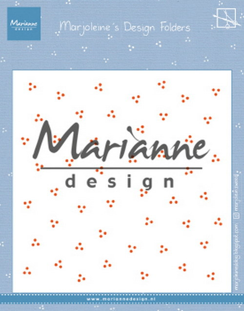 Design Folder: Marjoleine's dots