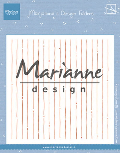 Design Folder: Marjoleine's stripes