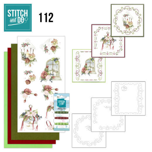 Stitch and do 112: Warm Christmas Feelings