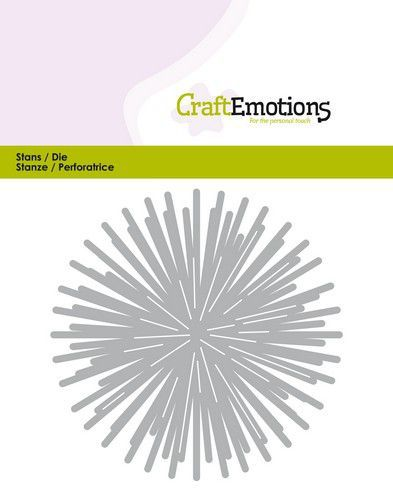 Craft Emotions: Ster- stralen rond