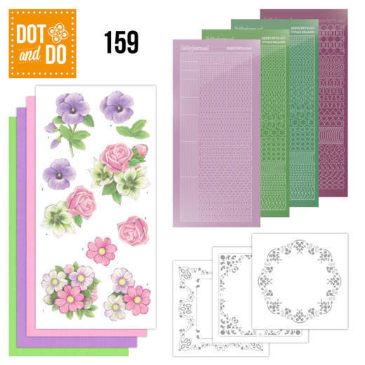 Dot & Do 159: Summer Flowers