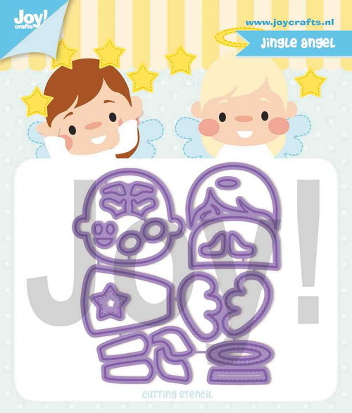 Joy Crafts: Jocelijne Jingle Angel ( PRE-ORDER)