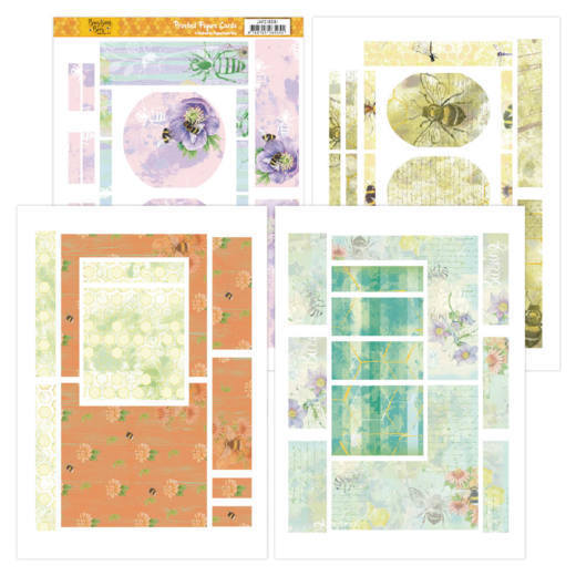 Buzzing Bees: Figure Cards
