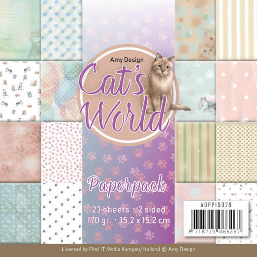Cats's World: paperpack