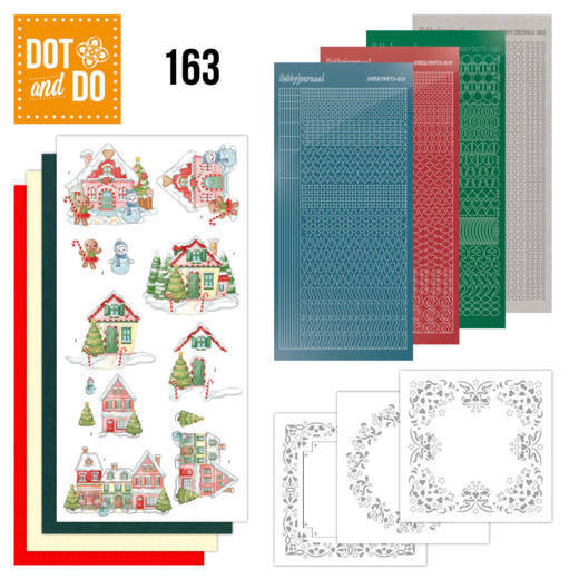 Dot & Do 163: Sweet Houses