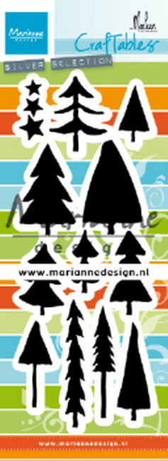 Craftables: trees by Marleen