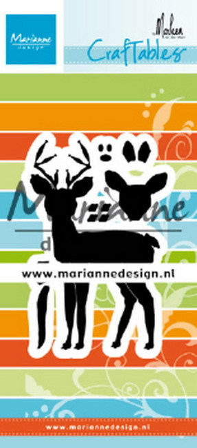 Craftables: Deer by Marleen